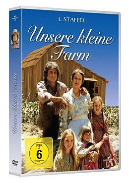 Unsere kleine Farm - Season 1 / Amaray DVD