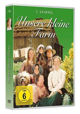 Unsere kleine Farm - Season 3 / Amaray DVD