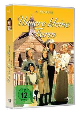 Unsere kleine Farm - Season 4 / Amaray DVD