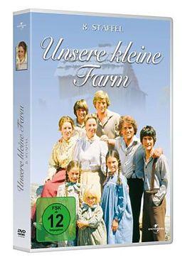 Unsere kleine Farm - Season 8 / Amaray DVD