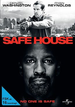 Safe House DVD