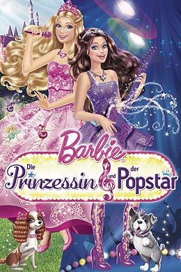 barbie - die prinzessin und der popstar - dvd - online kaufen   ex libris