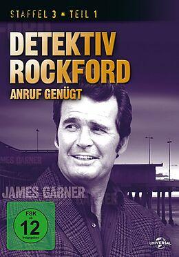 Detektiv Rockford - Anruf genügt - Season 3 / Vol. 1 / Amaray DVD