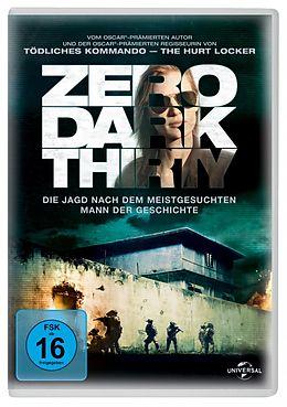 Zero Dark Thirty DVD