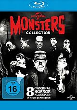 Universal Monsters Collection Repl.