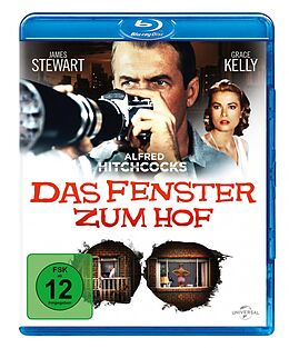 Hitchcock Das Fenster Zum Hof Blu-ray