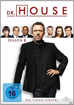 Dr. House - Season 8 / 2. Auflage DVD