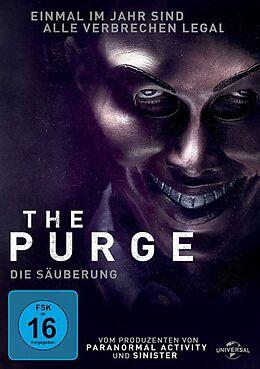 The Purge - Die Säuberung DVD