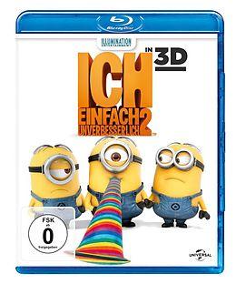 Ich - Einfach Unverbesserlich 2 Blu-ray 3D