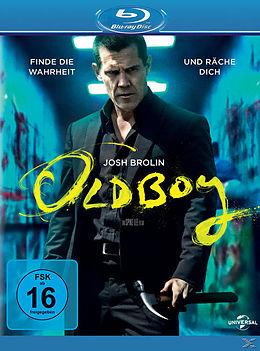Oldboy Blu-ray
