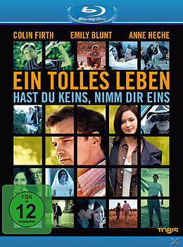 Ein Tolles Leben - Hast Du Keins, Nimm Dir Eins Blu-ray