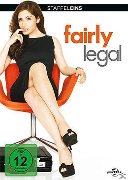 Fairly Legal - Staffel 01 DVD