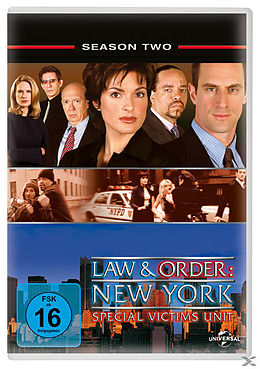 Law & Order: New York Special Victims Unit - Season 2 DVD