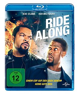 Ride Along Blu-ray
