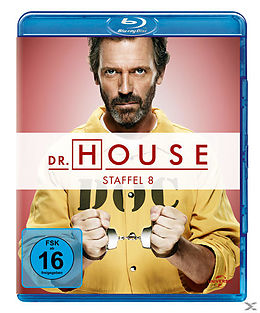 Dr. House Season 8 Blu-ray