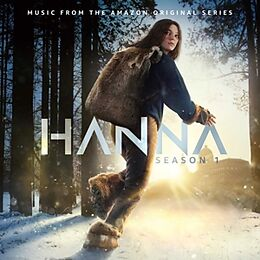 VA/Barrow,Geoff/Salisbury,Ben/Karen O/Beak> Vinyl HANNA: Season 1 (Amazon OST) (2LP White)