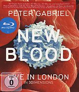 New Blood: Live In London In 3d (3d Triple Pack) [Versione tedesca]