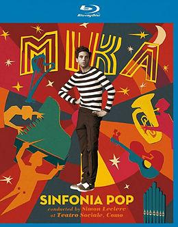 Sinfonia Pop (blu-ray) Blu-ray