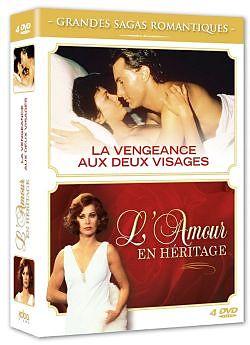 La vengeance aux deux visages et L'amour en héritage [Französische Version]