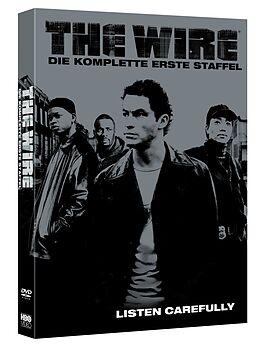 The Wire - Staffel 01 DVD