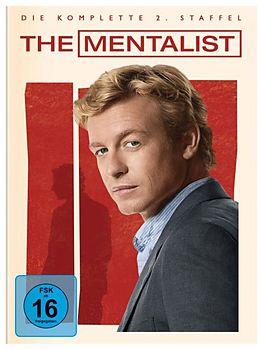 The Mentalist - Season 2 DVD