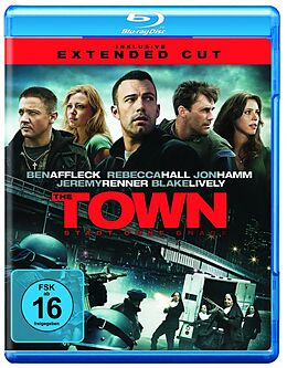 The Town: Stadt Ohne Gnade Blu-ray