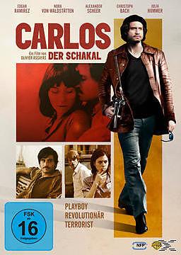 Carlos - Der Schakal DVD