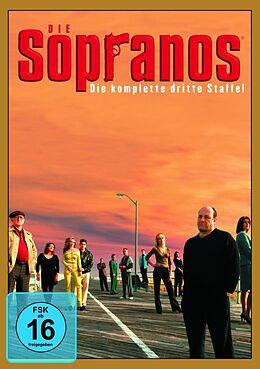 Die Sopranos - Season 3 / 3. Auflage DVD