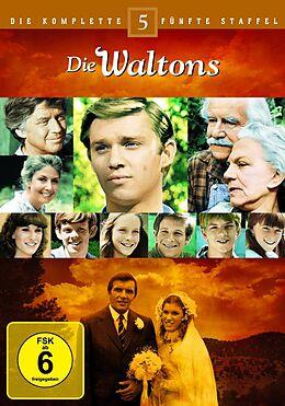 Die Waltons - Season 5 / 2. Auflage DVD