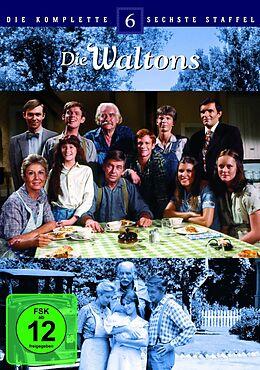 Die Waltons - Season 6 / 2. Auflage DVD