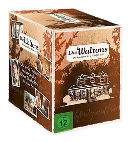 Die Waltons Die komplette Serie (Staffel 1-9) DVD