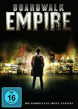 Boardwalk Empire - Staffel 01 [Versione tedesca]