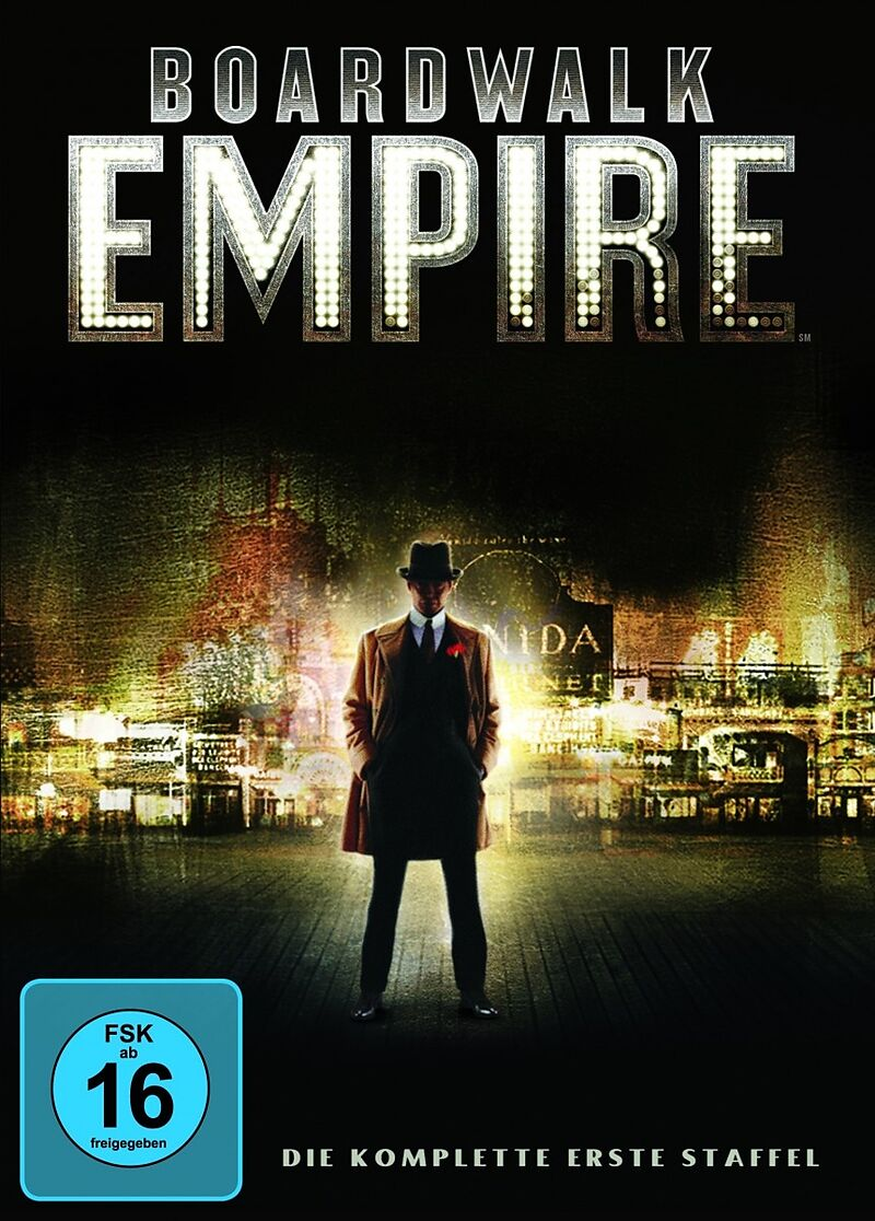 Boardwalk Empire - Staffel 01