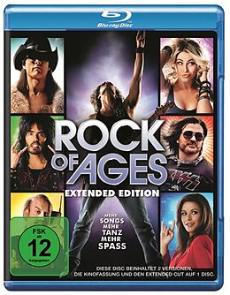 Rock Of Ages (Theatrical & Extended Cut) [Versione tedesca]