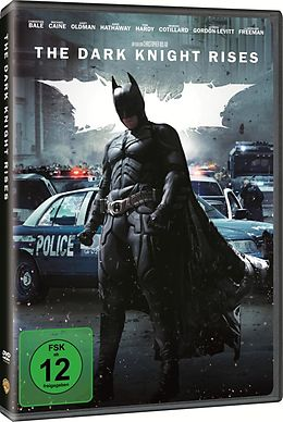 Batman: The Dark Knight Rises DVD