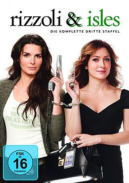 Rizzoli & Isles Season 3 [Version allemande]