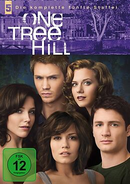 One Tree Hill - Season 05 / 2. Auflage DVD