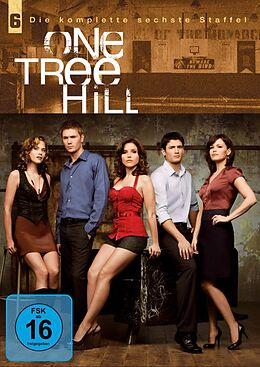One Tree Hill - Season 06 / 2. Auflage DVD