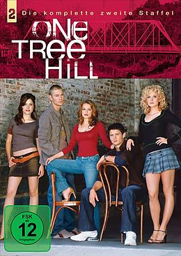 One Tree Hill - Season 02 / 2. Auflage DVD
