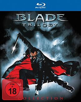Blade Trilogy Blu-ray