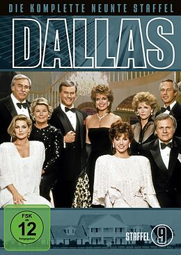 Dallas - Season 09 / 2. Auflage DVD