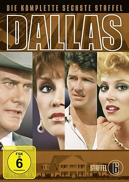 Dallas - Season 06 / 2. Auflage DVD