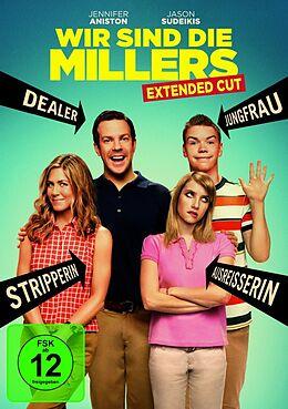 Wir sind die Millers DVD