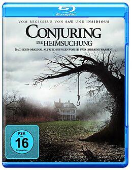 Conjuring: Die Heimsuchung Blu-ray