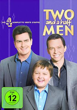 Two and a Half Men - Season 4 / Amaray DVD