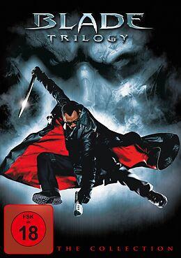 Blade Trilogy DVD
