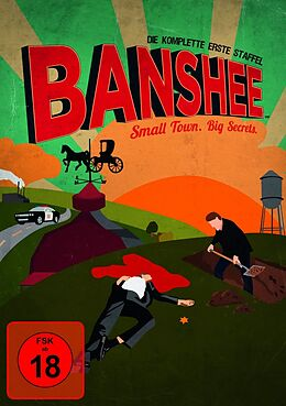 Banshee - Small Town. Big Secrets. - Staffel 01 DVD
