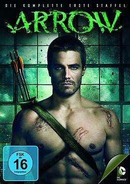 Arrow - Staffel 01 DVD