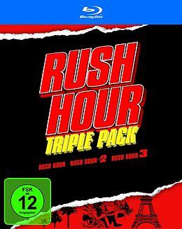 Rush Hour 1-3 Blu-ray