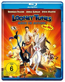 Looney Tunes: Back In Action Blu-ray
